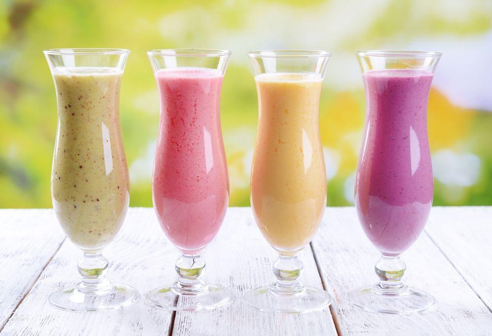 Показать картинки молочные коктейли